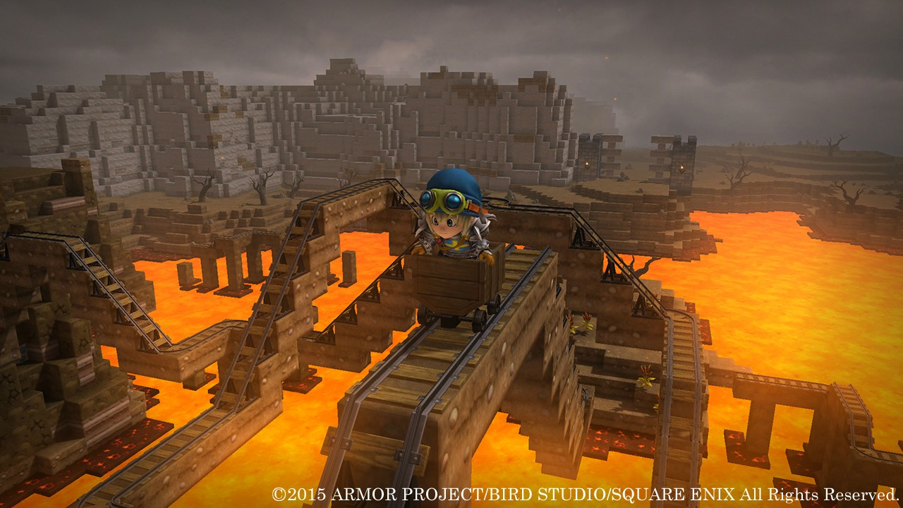 Dragon quest builders building the spectacular spa in Where to find a builder