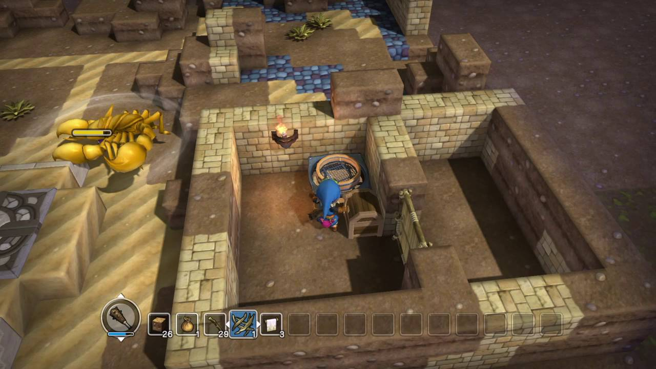 Dragon quest builders building the spectacular spa in chapter 3 as you can see the fierce fountain requires a few more advanced items but nothing too difficult to create by the time youre trying to build the malvernweather Images