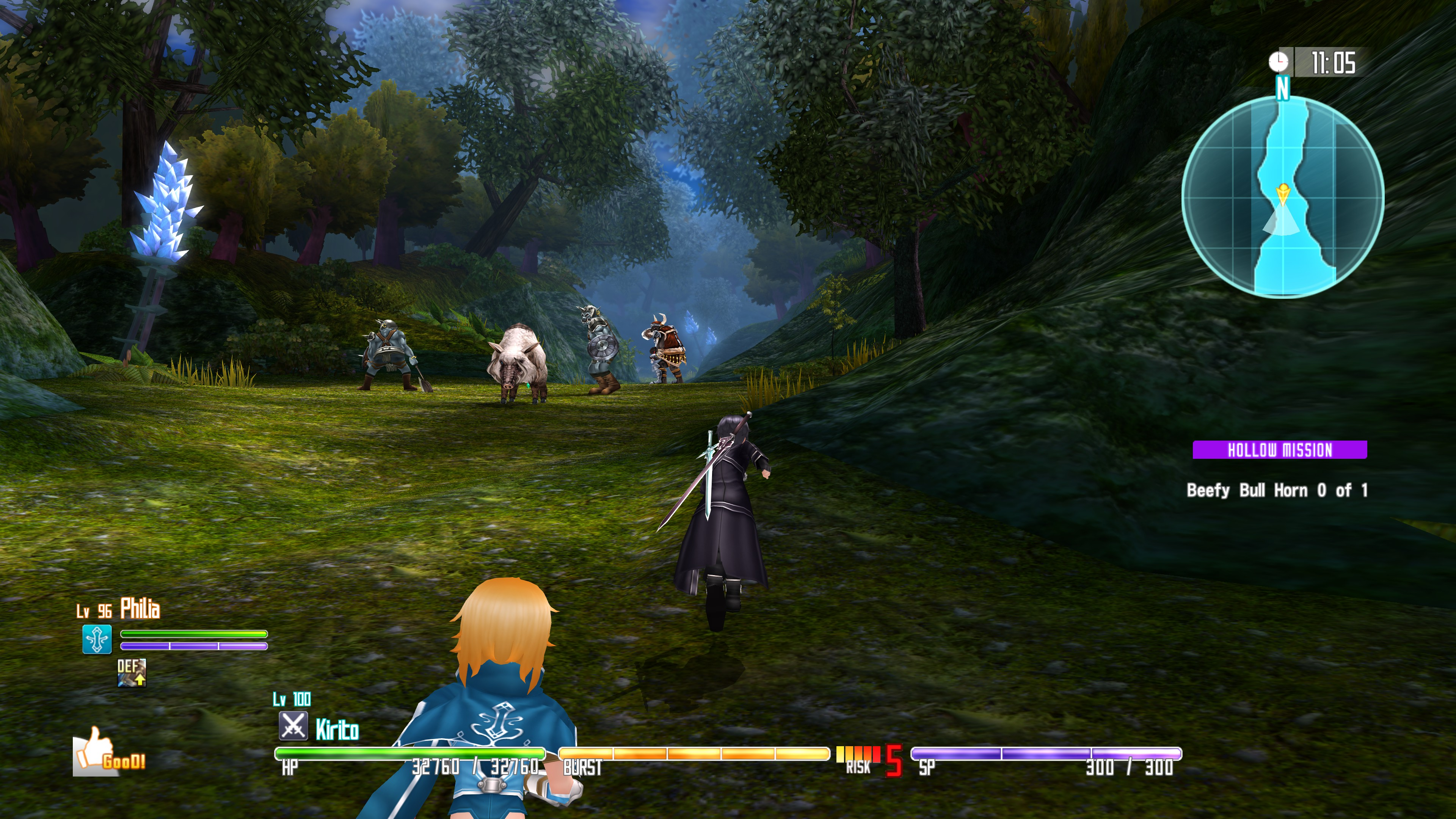 Sword Art Online Re: Hollow Fragment available on Steam on March 23 ...