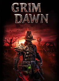 Grim dawn boxart