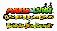 3ds marioluigi bowsersinsidestorybowserjrsjourney logo