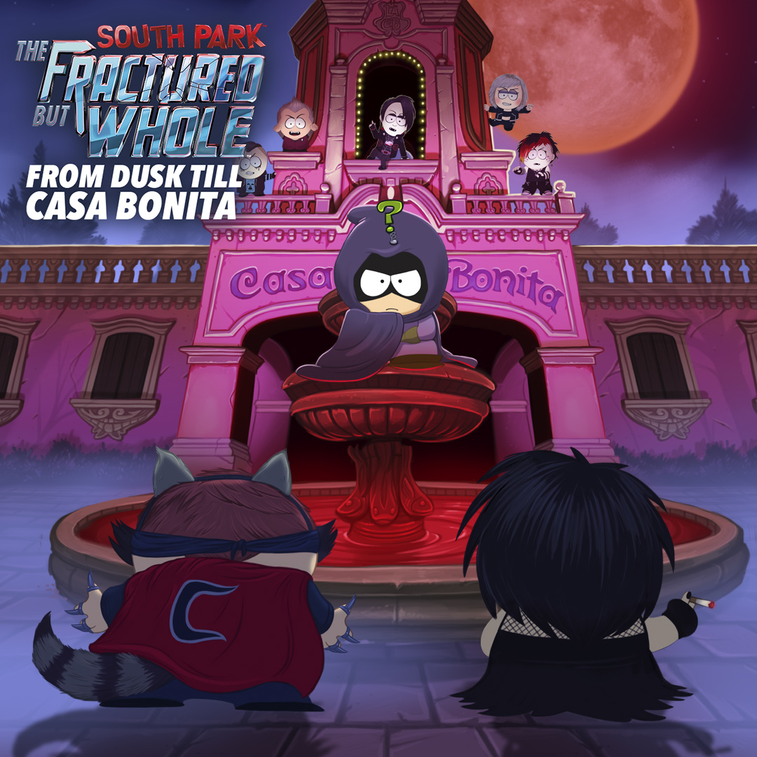 South Park The Fractured But Whole Memberberry Locations Guide