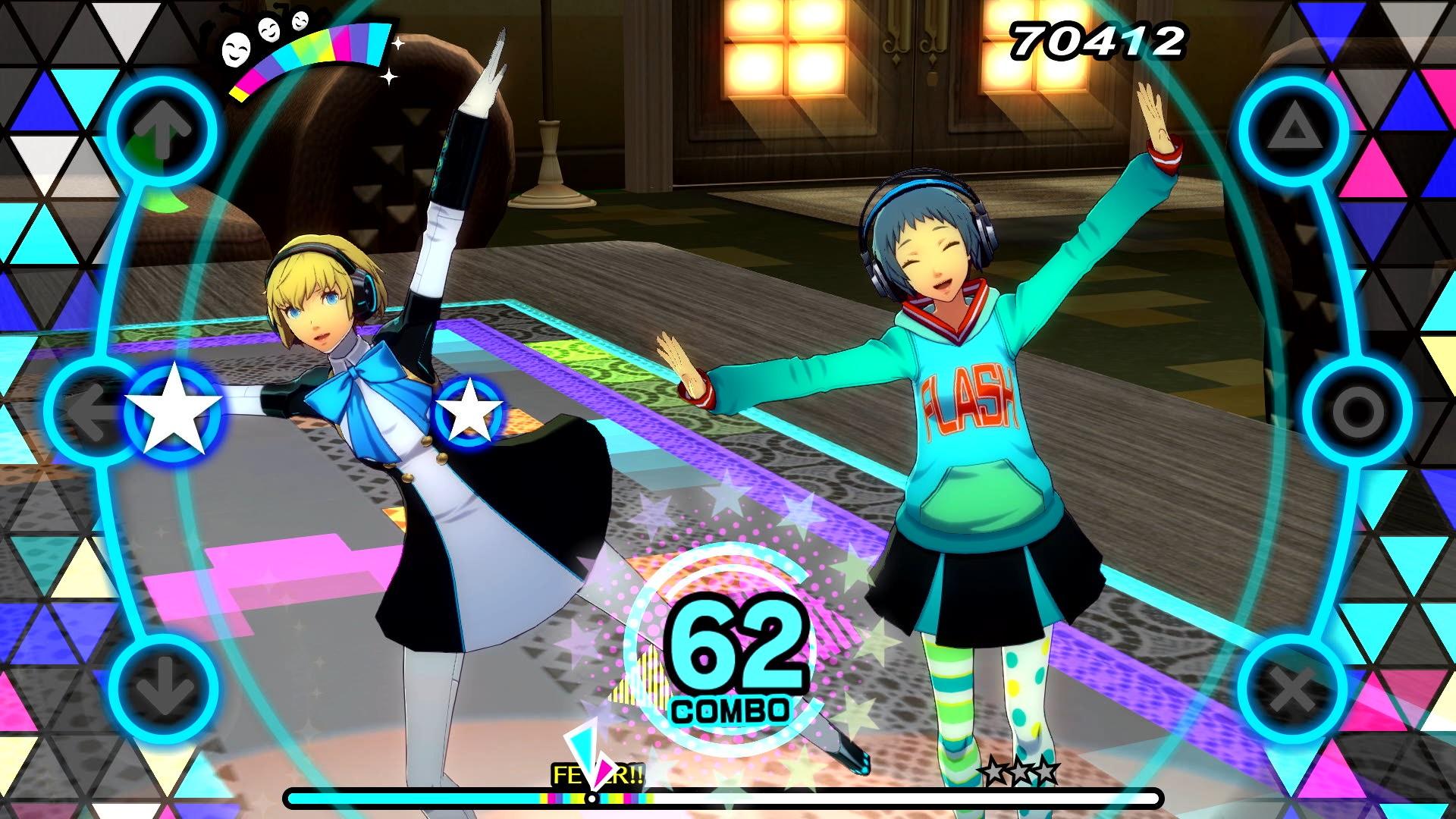 Persona 3 Dancing & Persona 5 Dancing Review | RPG Site
