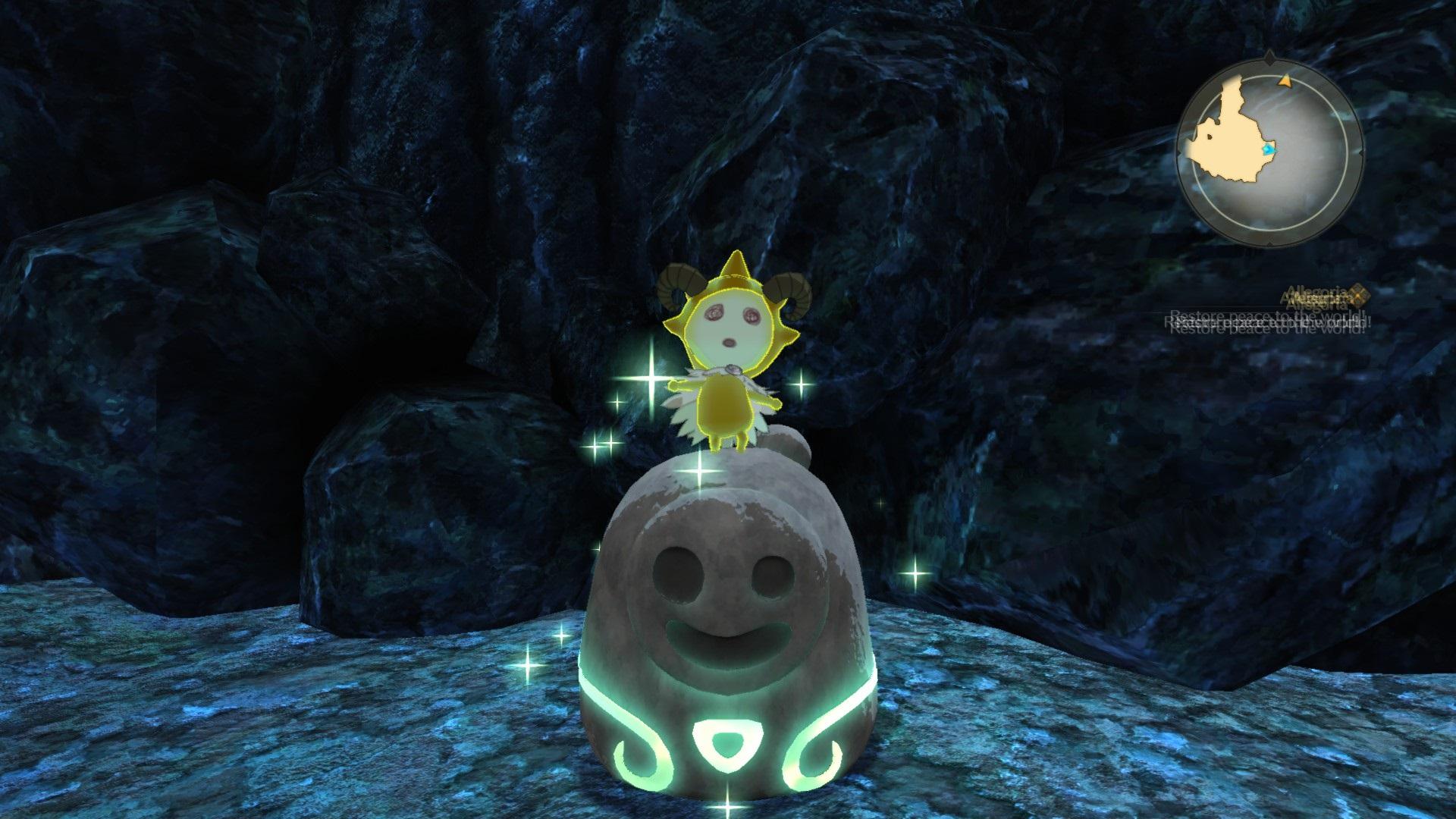Higgledy Stone