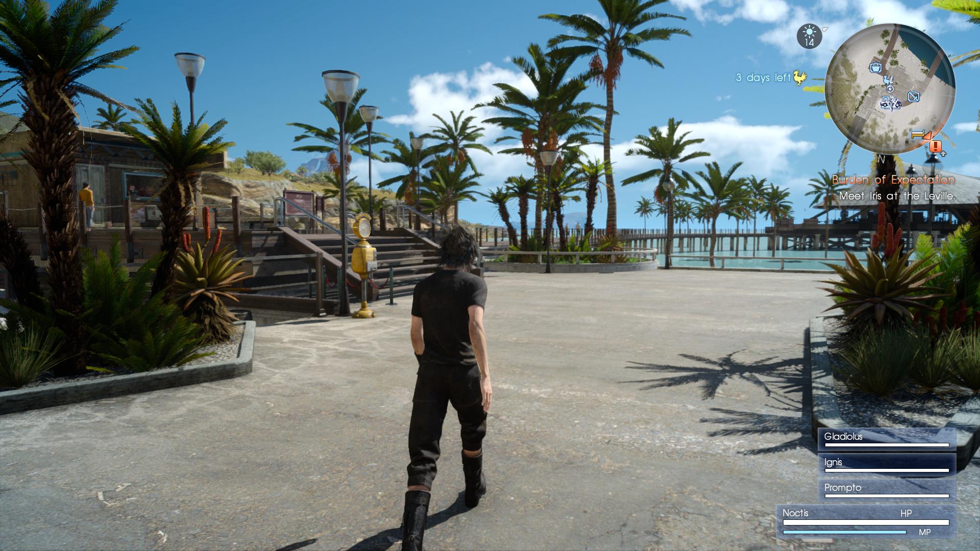 Final Fantasy XV Windows Edition Review | RPG Site