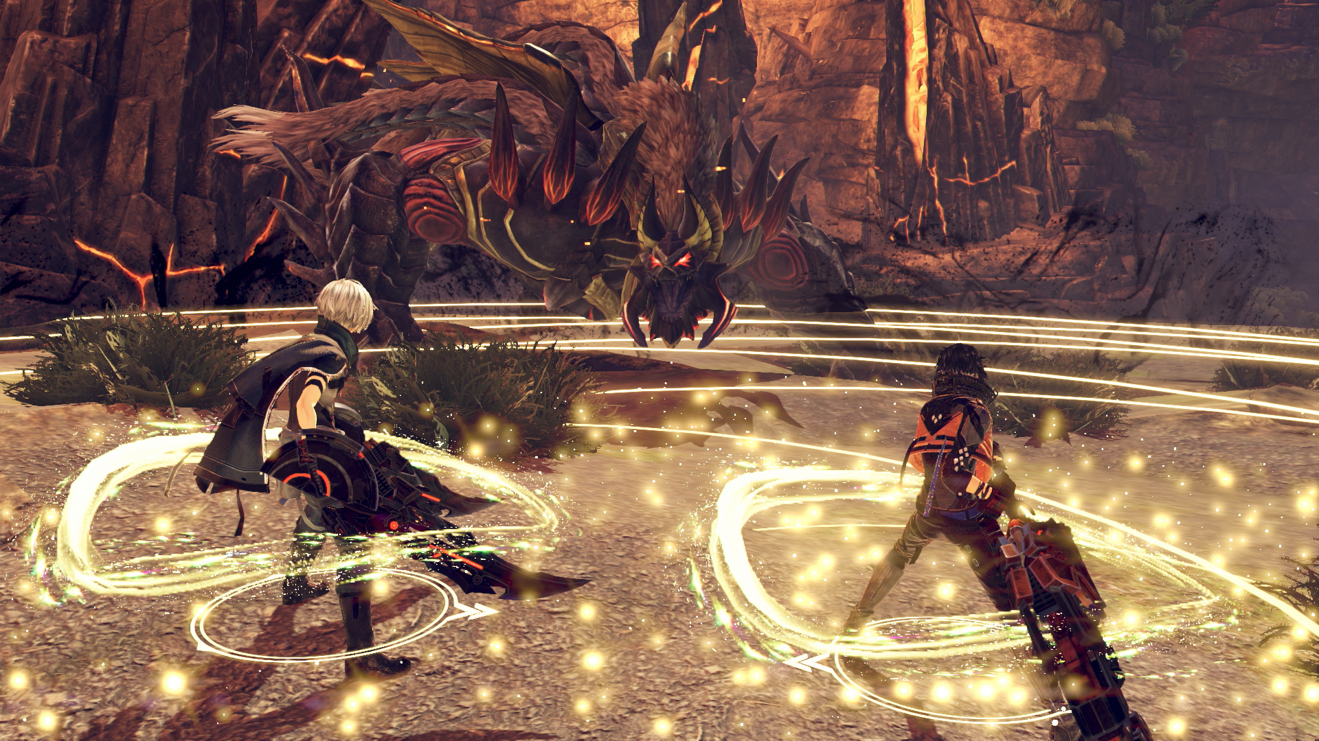 God Eater 3 Hands-On Impressions from TGS 2018 | RPG Site