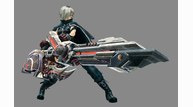 God eater 3 player with gun