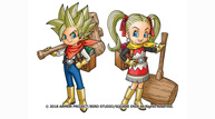 Dragon quest builders 2 characters