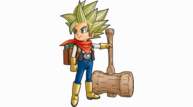 Dragon quest builders 2 protag boy