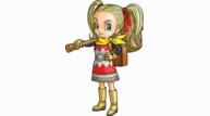 Dragon quest builders 2 protag girl