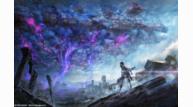 Fate extella link   key art