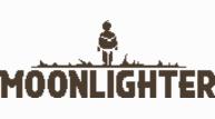 Moonlighter logo onecolor hires onwhite