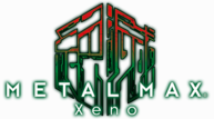 Metal max xeno logoen