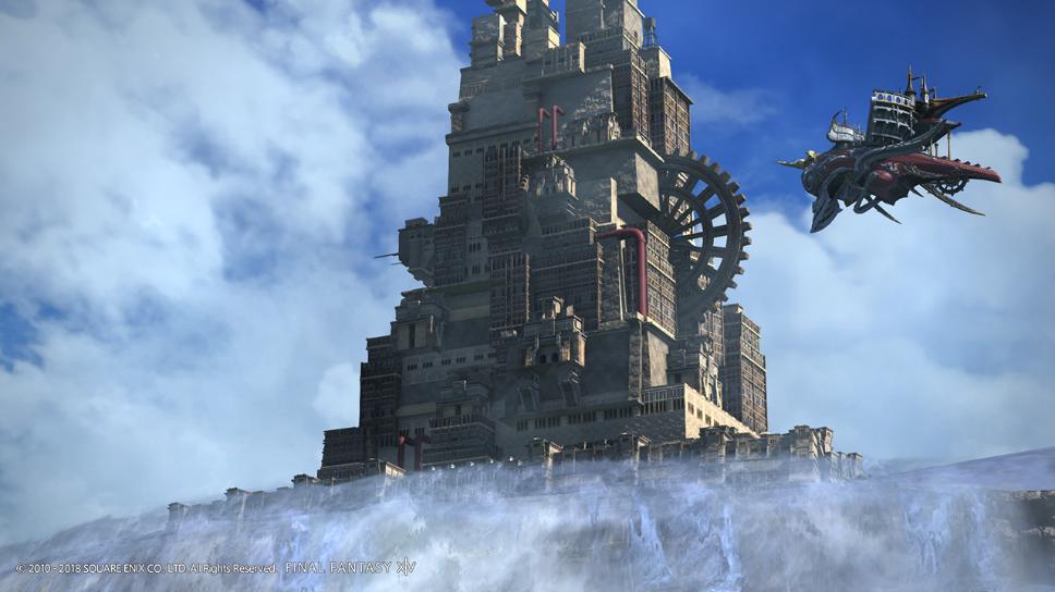 Square Enix Details Final Fantasy Xiv Patch 4 3 Quot Under The