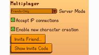 Stardew valley multiplayer option