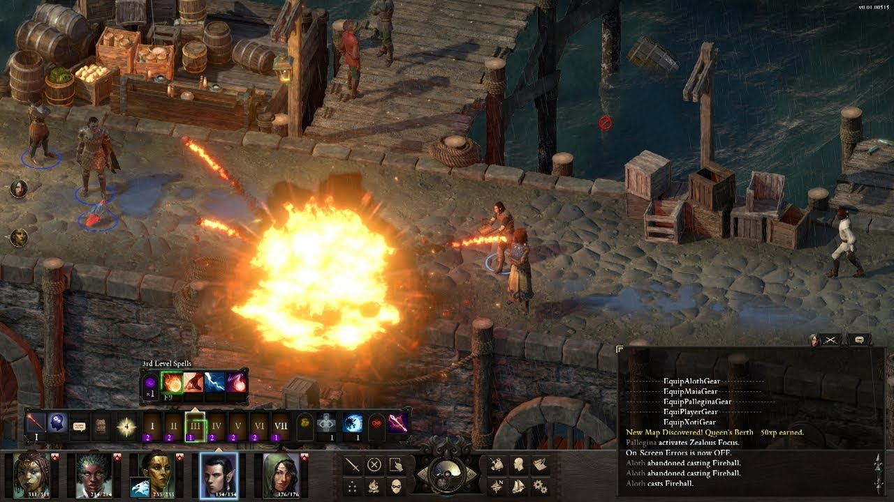 Pillars of Eternity II: Deadfire Leveling Guide: Level Scaling, Max