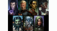 Pillars of eternity 2 deadfire companions party members