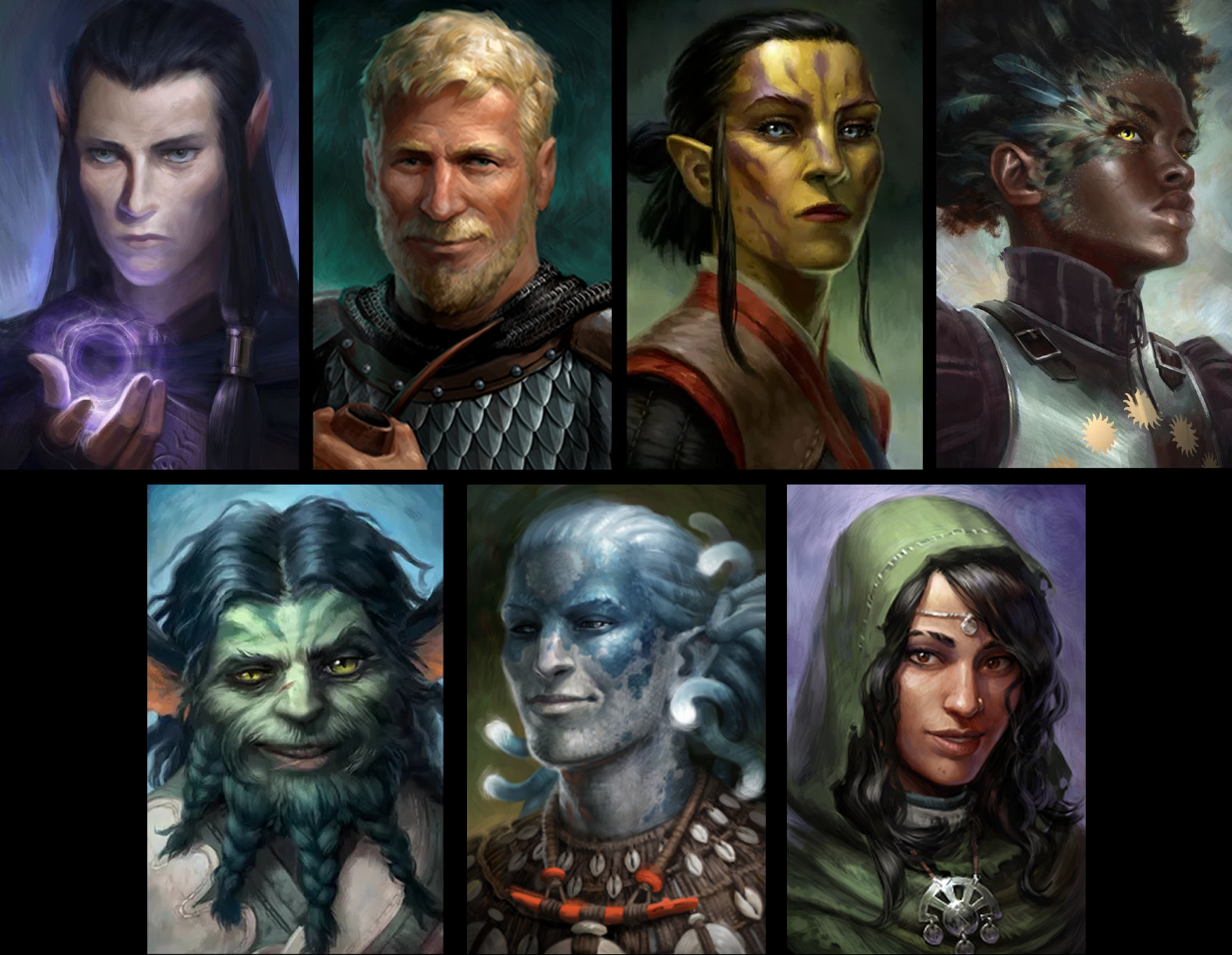 Pillars of Eternity Character Creation Guide - Attributes ...