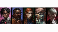 Pillars of eternity 2 deadfire sidekicks party members