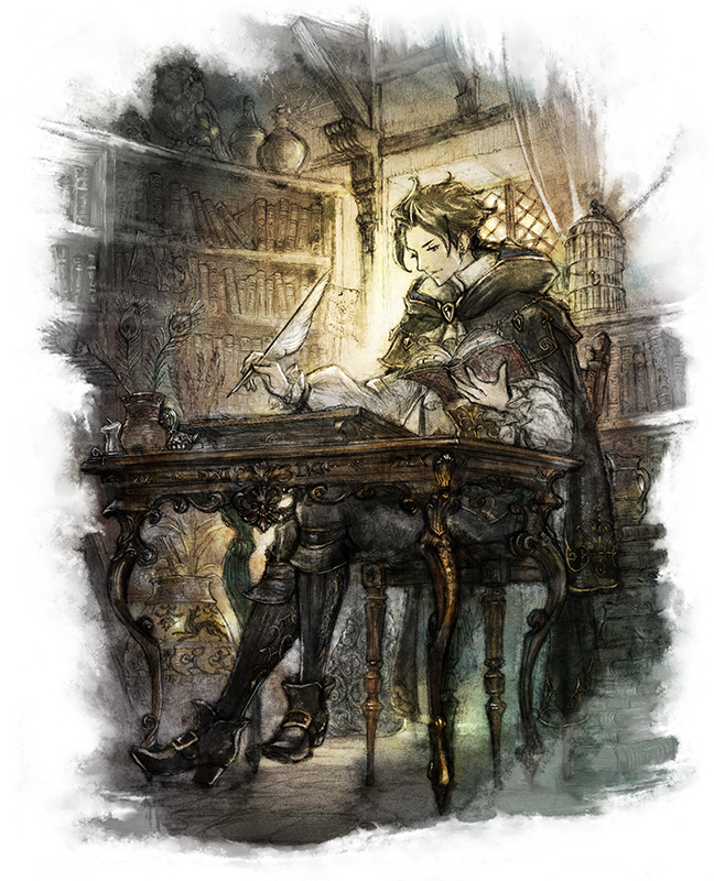 Octopath Traveler Shrines Secret Jobs Secondary Classes And