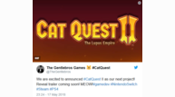Catquesttweet