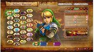 Hyrule warriors character unlock select
