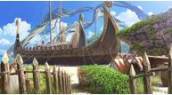 Etrian odyssey x boat