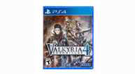 Valkyria chronicles 4 box ps4
