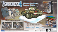 Valkyria chronicles 4 special edition