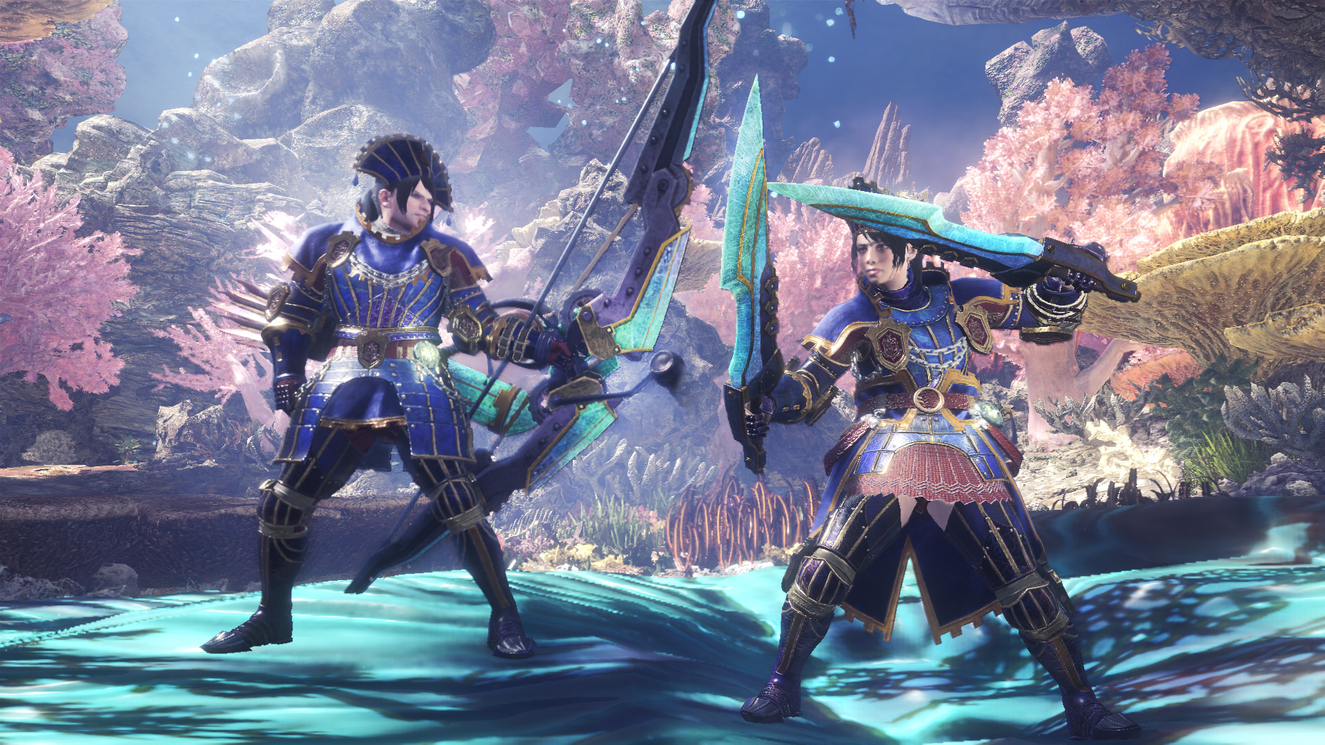 Capcom suddenly adds Lunastra to Monster Hunter: World on May 30