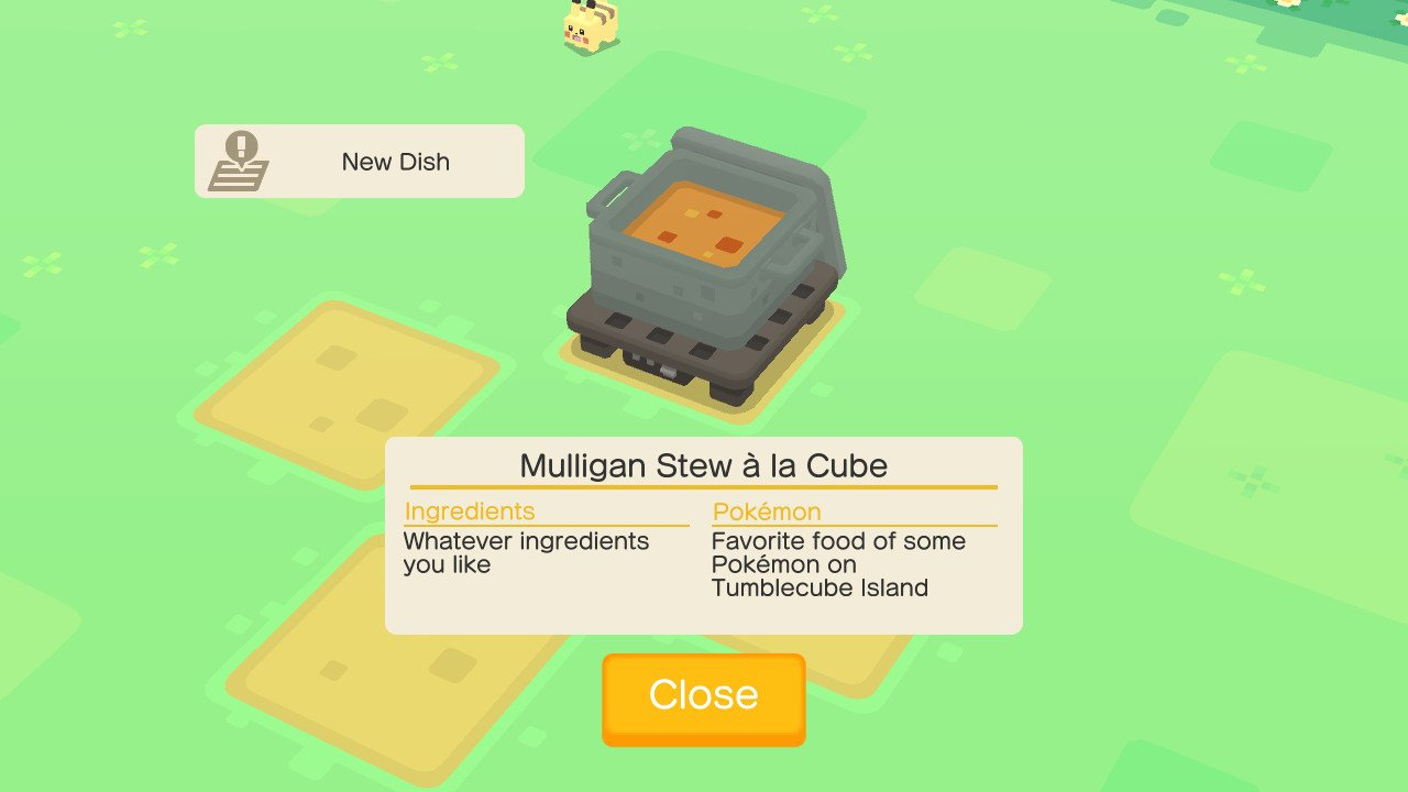 Pokemon Quest Recipes Full Recipe List For Cooking To Attract Every