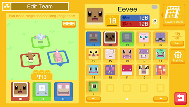 Pokemon Quest Evolution Guide Leveling Up And Evolving