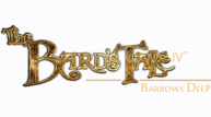 The bards tale iv barrows deep logo