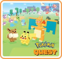 Pokemon quest icon box