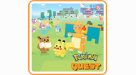 Pokemon quest icon box