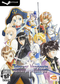 Talesofvesperia steam