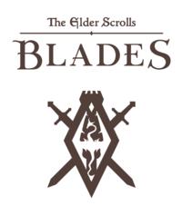 Tes blades logo