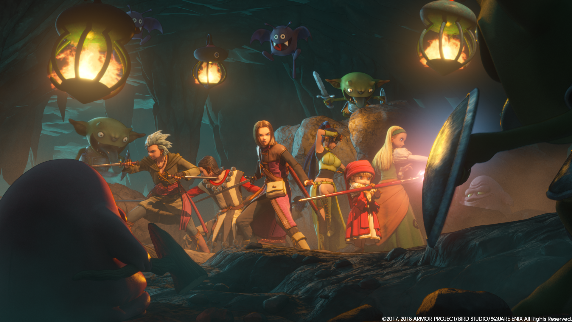 dragon quest xi tower of lost time