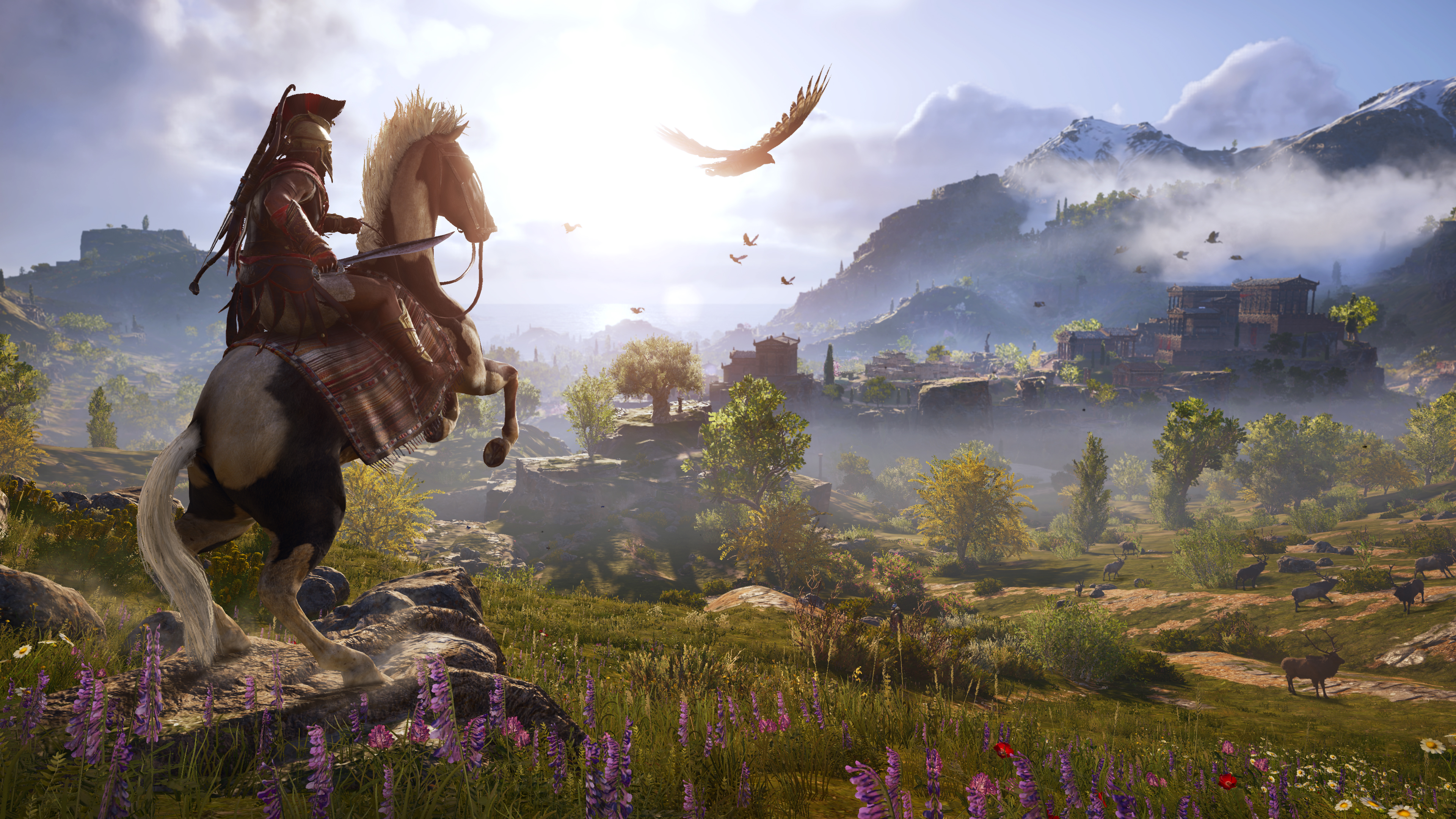 Assassin S Creed Odyssey Hands On Impressions From E3 2018 Rpg Site