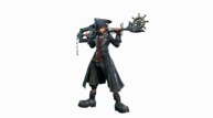 Kingdom hearts iii sora pirate