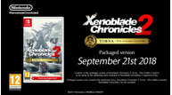 Xenoblade 2 chronicles dlc package