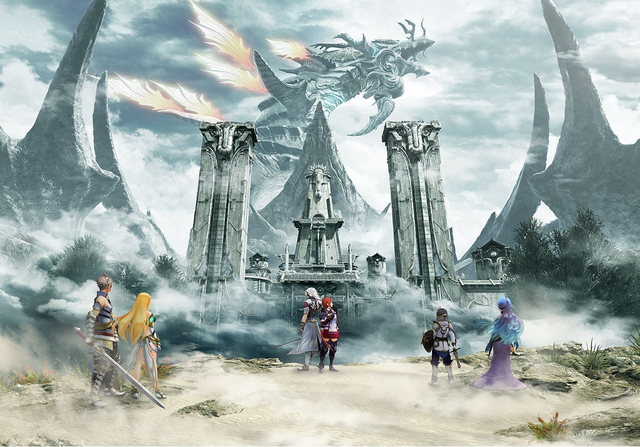 Xenoblade Chronicles 2 Torna The Golden Country Story Dlc