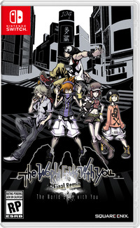 The world ends with you final remix box