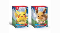 Switch pokemonletsgo pokeballplus pikachu eevee pkg