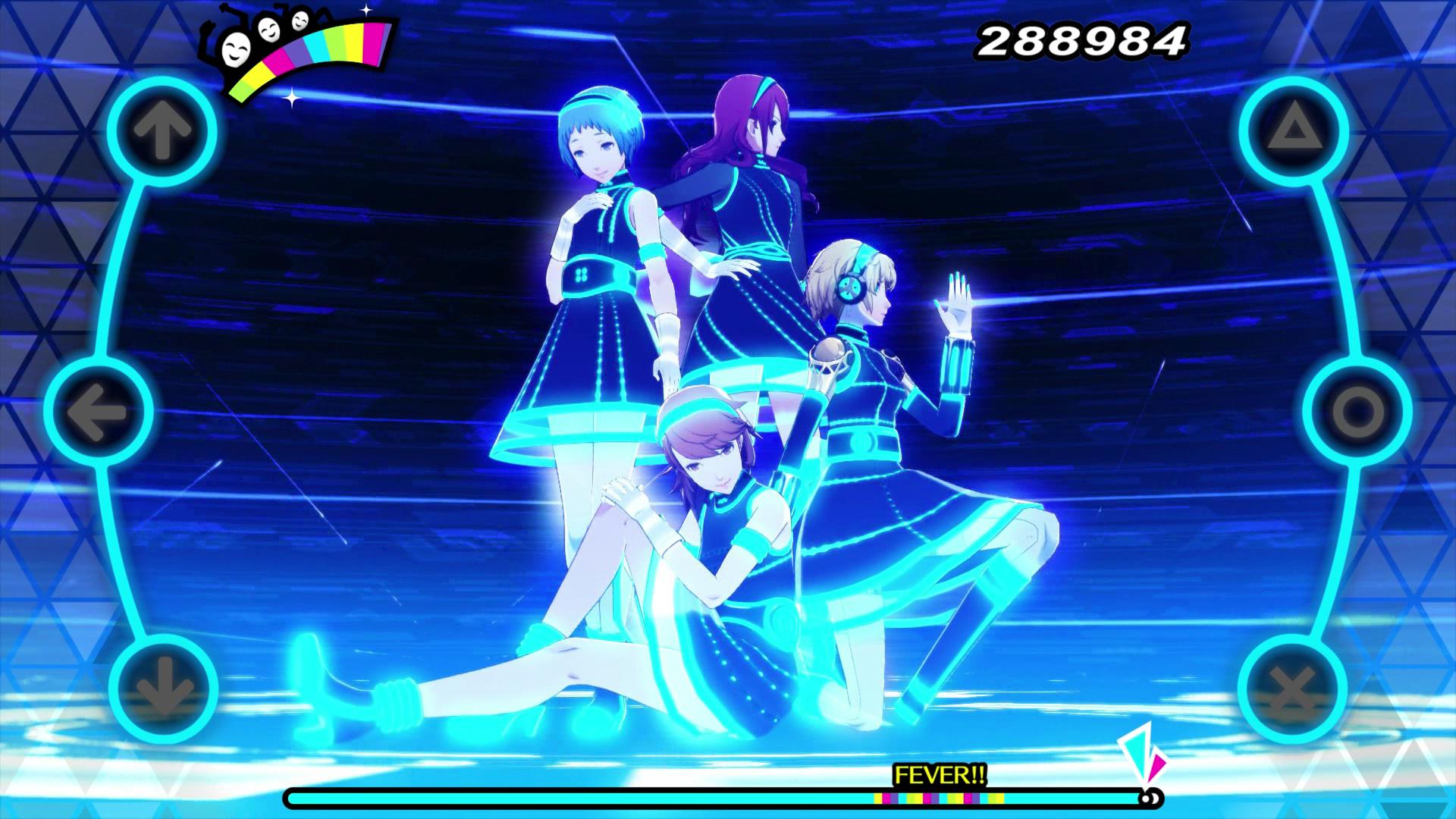 Persona 3 Dancing Persona 5 Dancing Review Rpg Site