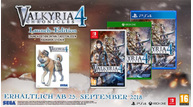 Valkyria chronicles 4 launch edition eu