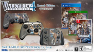 Valkyria chronicles 4 launch edition na