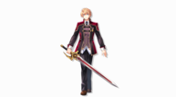Trails of cold steel iv cedric
