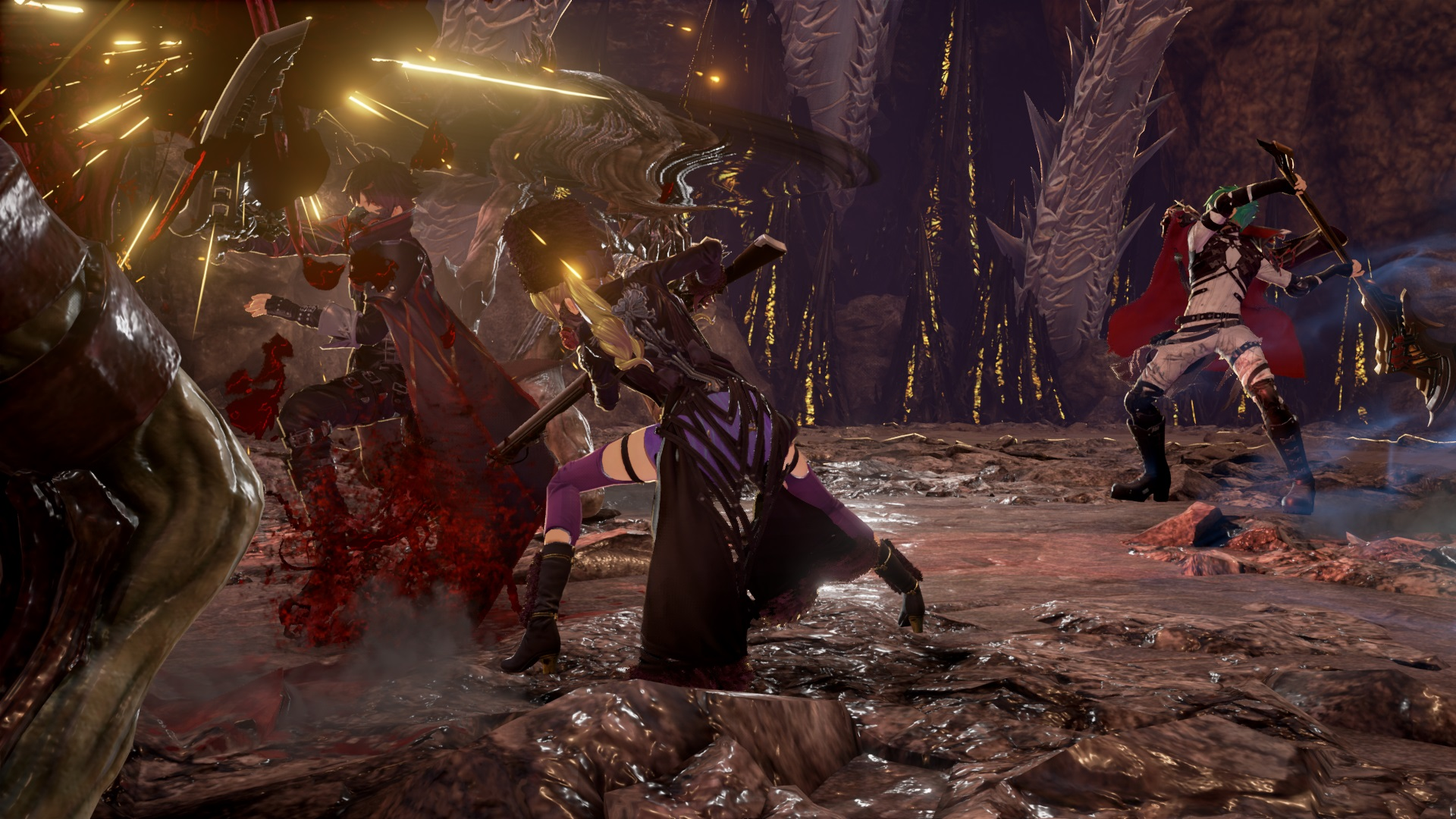 Latest Code Vein information shows how Io can accompany
