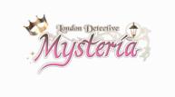 London detective mysteria logo